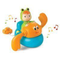 SMOBY Cotoons Jeu de Bain Crabe Musical