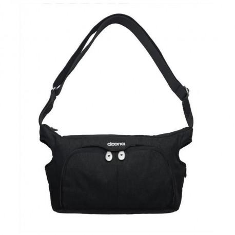 DOONA Sac a langer Essentials Bag - Noir