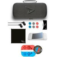 Pack daccessoires Steelplay 11 en 1 pour Switch