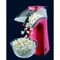 TAURUS 968375 Machine a popcorn PopNCorn - Rouge