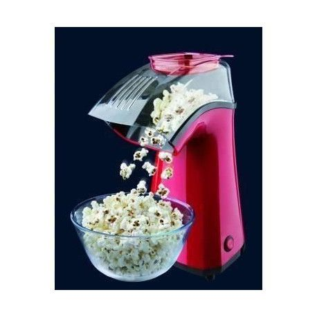 TAURUS 968375 Machine a popcorn PopNCorn - Rouge