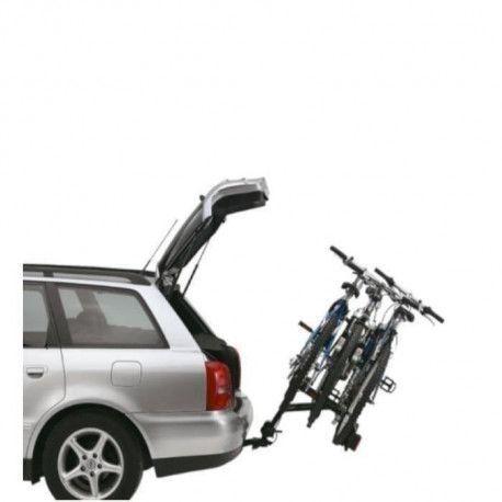 THULE Porte-velos Ride On sur attelage - 3 velos - Charge de 45 kg - Noir