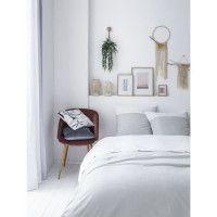 TODAY Parure de couette STOCKHOLM STROM FROZEN - 1 Housse de couette 220x240 cm + 2 Taies dOreillers 63x63 cm