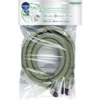 Wpro IHS400 - Tuyau darrivee deau avec Hydro-securite et filtre