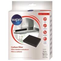 WPRO CHF15/1 Filtre de Hotte ex MOD15 Type 15 300g/m2 dim 225x210x30mm