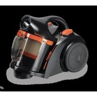 TECHWOOD Aspirateur sans sac Eco Erp II TAS-174 - 700 W - Noir et orange