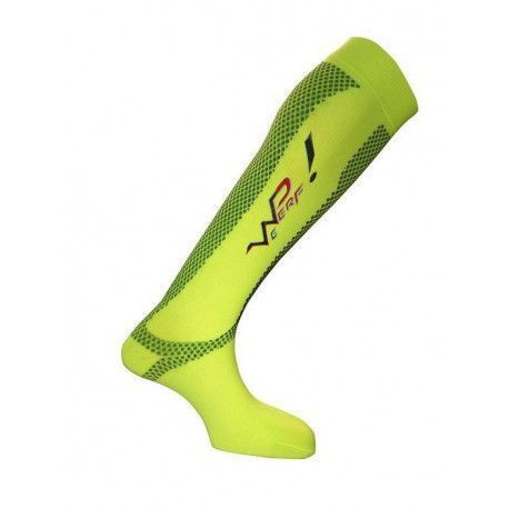 Chaussettes de compression WE RUN jaune