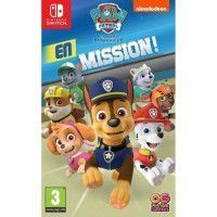 PatPatrouille en mission Jeu Switch