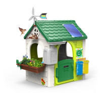 Maison Ecologique pour enfant Greenhouse - Plastique anti-UV - FEBER