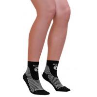 Socquettes de compression sport We Perf Noire