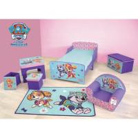 PATPATROUILLE Pack chambre complet pour enfant Fille