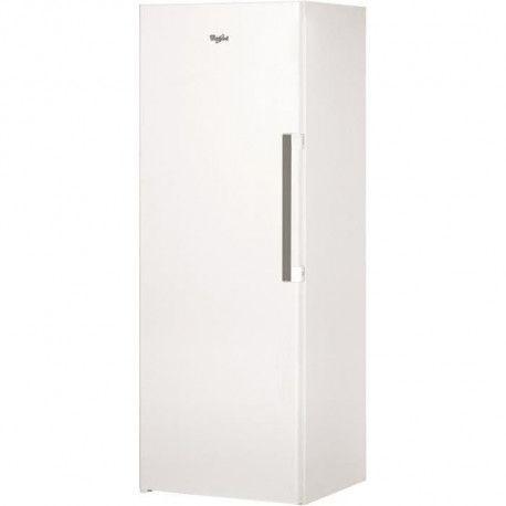 WHIRLPOOL UW6F1CWB-Congelateur armoire-222 L-Froid No Frost-A+-L 59,5 x H 167 cm-Blanc