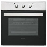 SHARP K-50M15IL2 - Four electrique encastrable - Convection naturelle - 64L - Nattoyage manuel - A - Inox anti trace