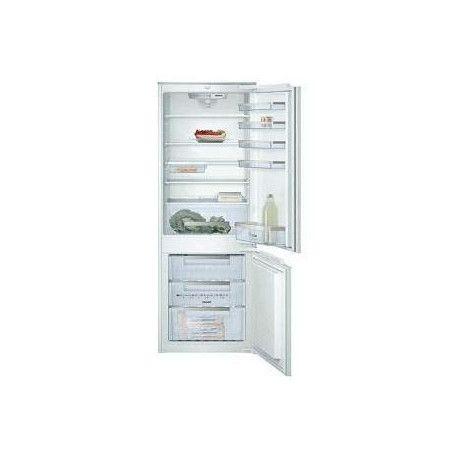 BOSCH KIV34V21FF - Refrigerateur encastrable congelateur bas-265 L 199 L + 66 L-Froid statique-A+-L56,2 x H 177,5 cm