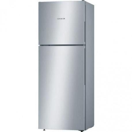 BOSCH KDV29VL30 -Refrigerateur congelateur haut-264 L 194 + 70 L-Froid brasse-A++-L 60 x H161 cm-Inox
