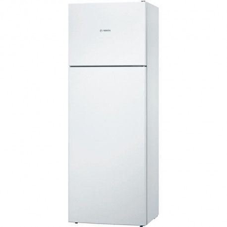 BOSCH KDV47VW30 - Refrigerateur congelateur haut - 401L 315L+86L - Froid LowFrost - A++ - L70 x H191cm - Blanc