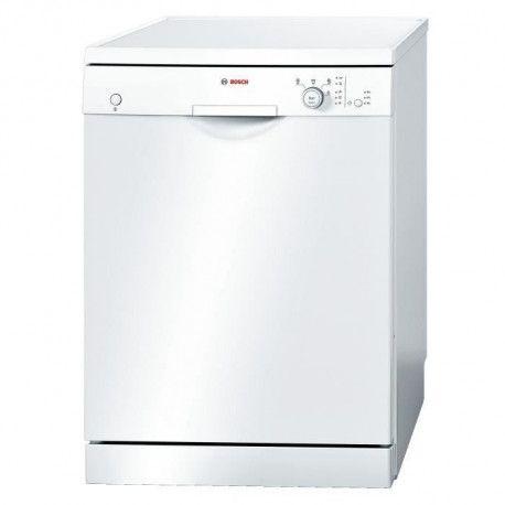 BOSCH SMS40D62EU - Lave-vaisselle posable - 12 couverts - 48dB - A+ - Larg. 60cm - Moteur induction