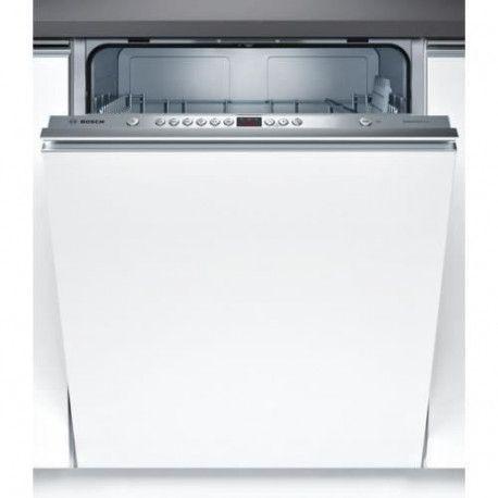 BOSCH SMV46AX00E Lave-vaisselle tout integrable - 12 couverts - 48 dB - A+ - 60 cm - Moteur induction - Blanc