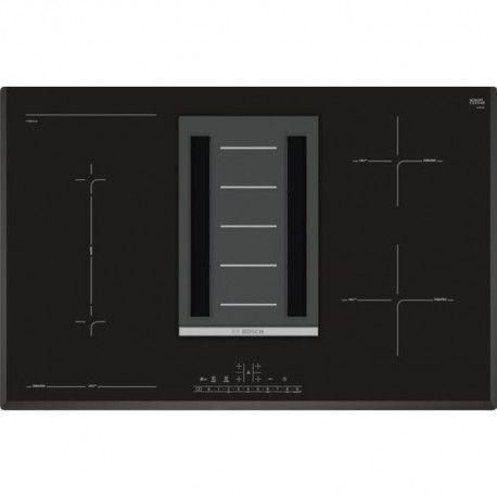 BOSCH PVS851F21E - Table de cuisson a induction - 4 foyers - Noir