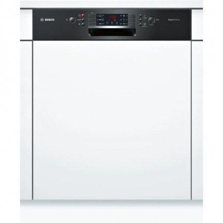 BOSCH SMI46AB04E - Lave vaisselle encastrable - 12 couverts - 44dB - A++ - Larg 60cm- Moteur induction