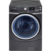 BRANDT BWF618DS Lave linge frontal - 18 kg - 1300 tours / min - A++ - Dark silver - Moteur induction