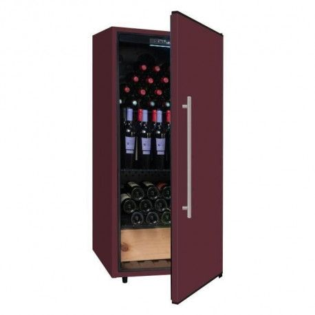 CLIMADIFF CDP159 - Cave a vin polyvalente - 160 bouteilles - Pose libre - Classe A - L 59,5 x 129,4 cm