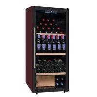 CLIMADIFF CDV159 - Cave a vin polyvalente - 160 bouteilles - Pose libre - Classe C - L 59,5 x 129,4 cm