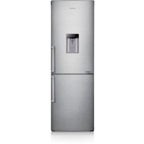 SAMSUNG RB29FWJNDSA -Refrigerateur congelateur bas-288L 190+98-Froid ventile total multiflow-A+-L 59.5cm x H 178cm-Silver