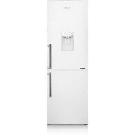 SAMSUNG RB29FWJNDWW - Refrigerateur congelateur bas - 288L 190+98 - Froid ventile - A+ - L 59,5cm x H 178cm - Blanc