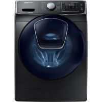 SAMSUNG WF16J6500EV- Lave linge frontal maxi capacite 16kg-1200 tours / min-A++-Moteur induction-Eco bubble-AddWash-Noir
