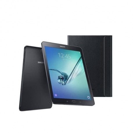 SAMSUNG Pack Galaxy Tab S2 - 9,7QXGA - 3 Go RAM - Android 6.0 - Octo Core - Stockage 32 Go + Book cover TAB S2 9,7 offert