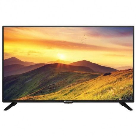 Continental Edison TV 43 4K UHD 3840*2160 4*HDMI 1*USB