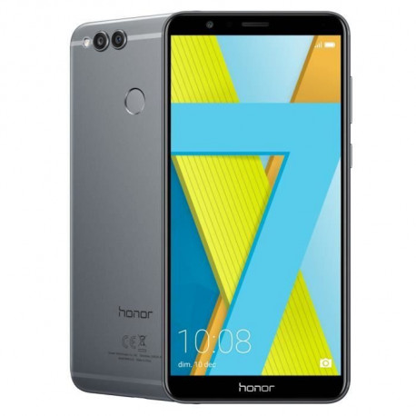 Honor 7X Gris