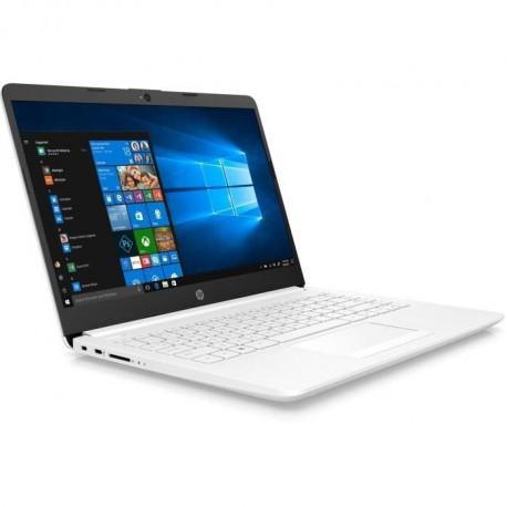 HP PC Portable 14-cf0038nf - 14 HD - Core i3-7020U - RAM 4Go - Stockage 1To + 16Go Optane - Windows 10
