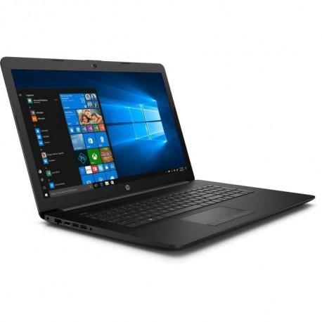 HP PC Portable 17-by0056nf - 17,3 HD - Core i3-7020U - RAM 4Go - Stockage 500Go HDD - Windows 10