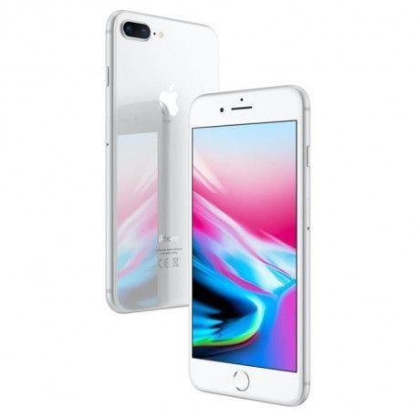 APPLE iPhone 8 Plus Argent 64 Go