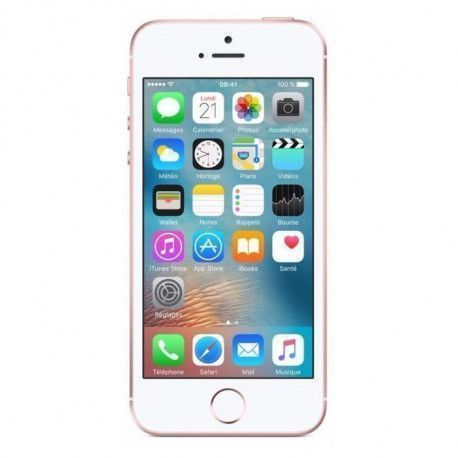 APPLE iPhone SE Rose Or 128 Go