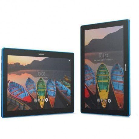 Tablette Tactile - LENOVO TAB X103F 10,1 HD - RAM 1Go - Android 6.0 - Qualcomm APQ8009 - Stockage 16Go - WiFi
