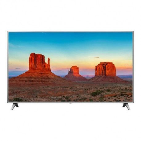 LG 75UK6500 TV LED 4K UHD 189 cm 75 - SMART TV - 4 x HDMI - 2 x USB - Classe energetique A