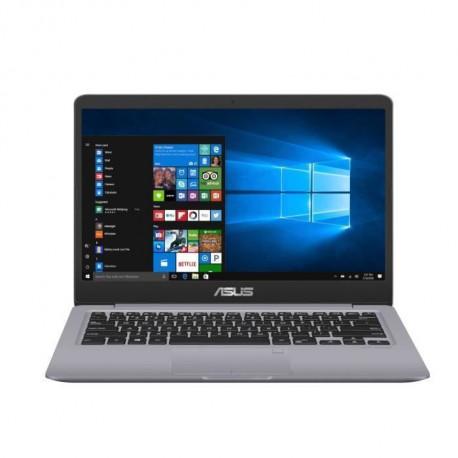 Ordinateur Ultrabook - ASUS VivoBook S410UA-EB408T - 14 pouces FHD - Core i5-8250U - RAM 8 Go - Stockage 512 Go - Windows 10