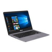 Ordinateur Ultrabook - ASUS VivoBook S410UA-EB547T - 14 FHD - Core i5-8250U - RAM 8Go - Stockage 256Go SSD + 1To HDD - Windows 1