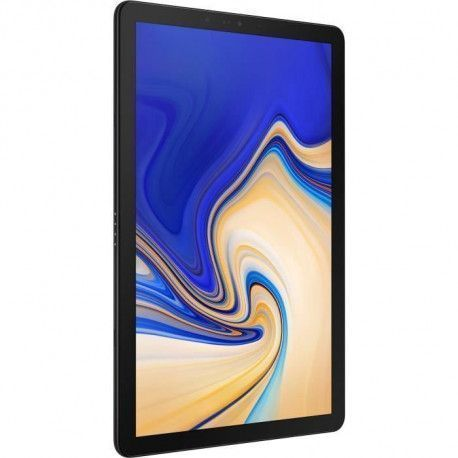 SAMSUNG Tablette Tactile Galaxy Tab S4 - 10,5 pouces - RAM 4Go - Android Oreo 8.1 - Stockage 64Go - 4G/WiFi - Noir