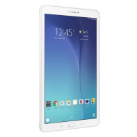 SAMSUNG Tablette Tactile Galaxy Tab E - 9,6 - RAM 1,5Go - Android 4.4 Kit Kat - Stockage 8Go - WiFi - Blanc