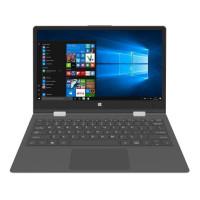 THOMSON Ordinateur convertible NEO360XS - 11,6 Full HD Tactile - 4Go RAM - Intel Celeron? - 64Go eMMC - Windows 10 - Argente