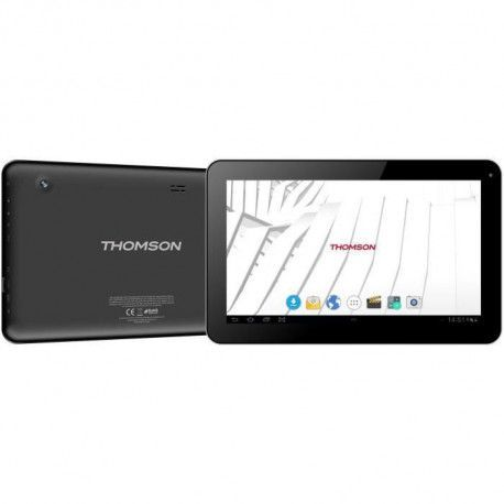 THOMSON Tablette TEO10 - TEO10BK16CD - Ecran 10,1 - 1Gb RAM - Android 7.1 - 16 Gb eMM - Noir