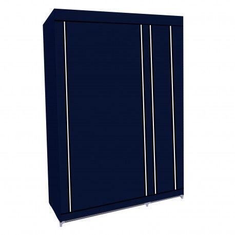 Herzberg Herzberg HG-8010: Armoire de rangement - Petite Bleu