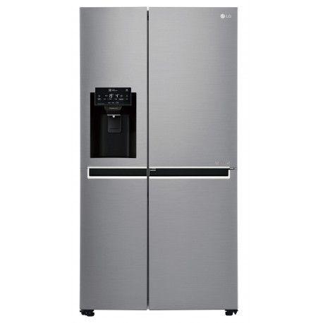 LG Combiné frigo-congélateur LG GSS 6691 PS