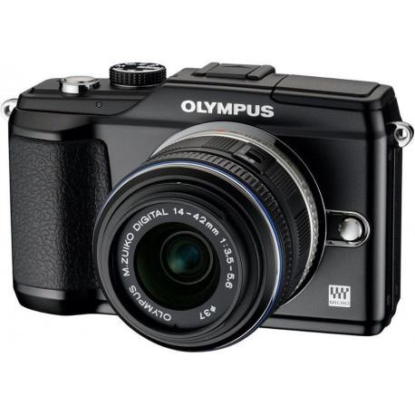 Olympus Appareil photo numérique OLYMPUS EPL 2 NOIR