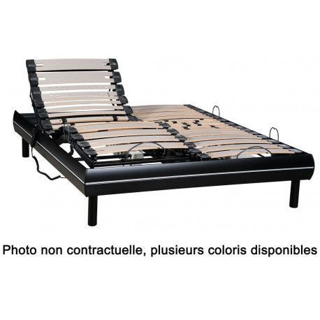 Timbo TPR (Têtes et pieds relevables) TIMBO .CRISTAL 2X80X200