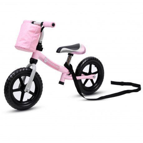 Kinderline Kinderline MBC711.2: Vélo d'équilibre pour enfants Rose